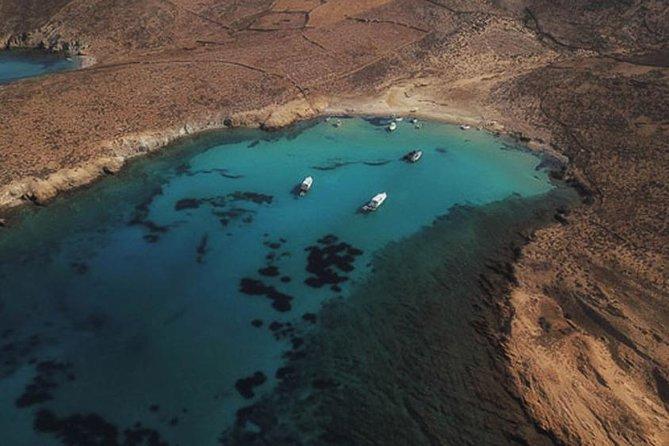Private Cruise from Mykonos to Delos via Rhenia