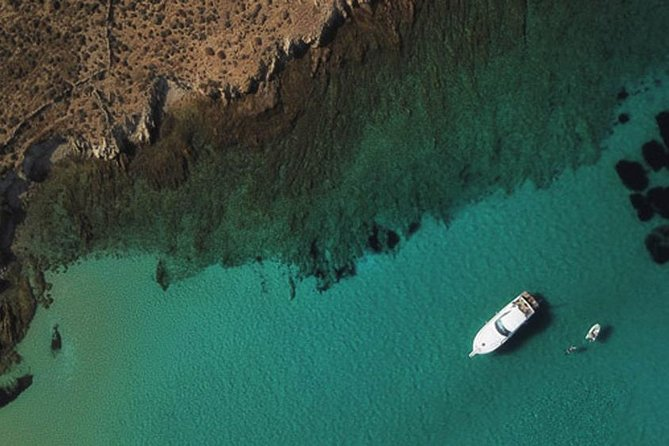 Private Two Days Cruise from Mykonos on a Lucia 40