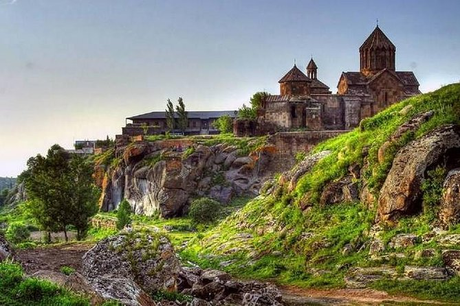 One-day trip to the city of humor Gyumri