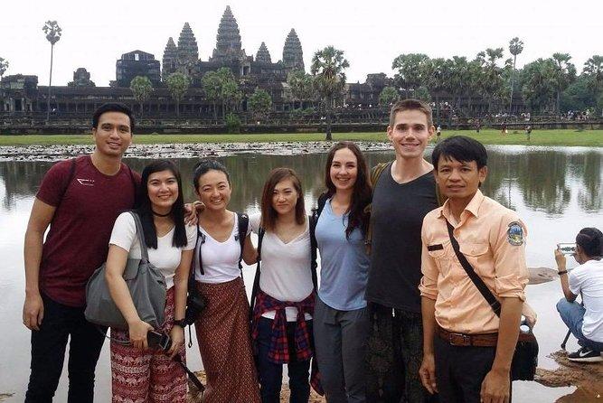 3 Days Siem Reap Explorer - Small Group