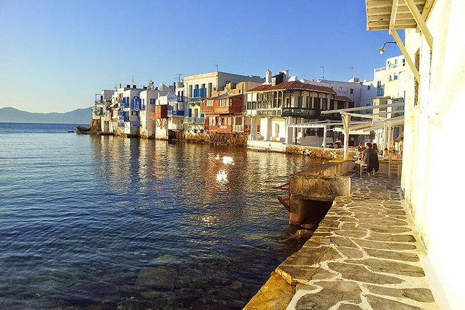 Private Full Day Cruise from Mykonos to Delos & Rhenia