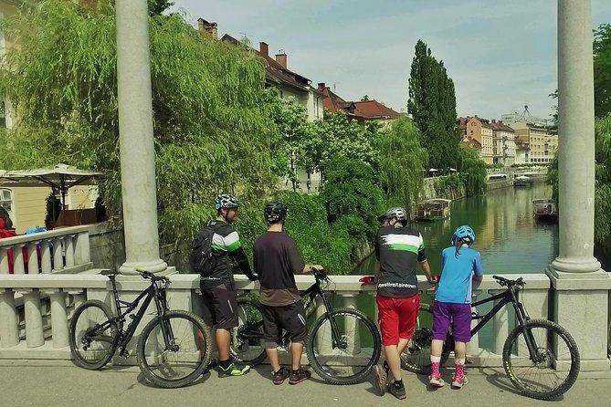 Ljubljana MTB capital