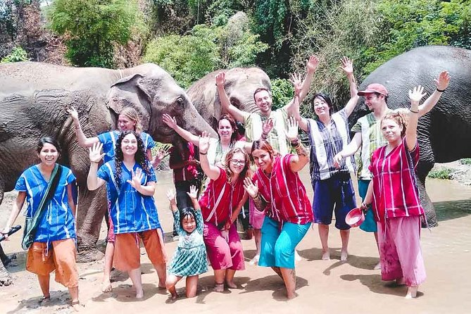 Full Day: Elephant Experience at Elephant Village Sanctuary photo 6