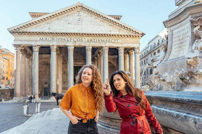 Private Tour: Pantheon, Emperors & Other Stories