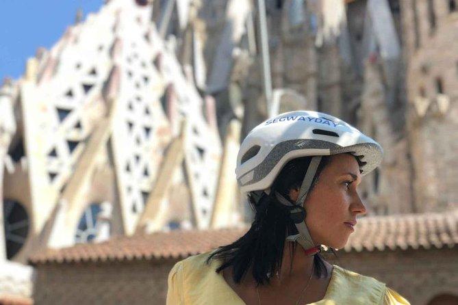 Sagrada Familia Segway Tour