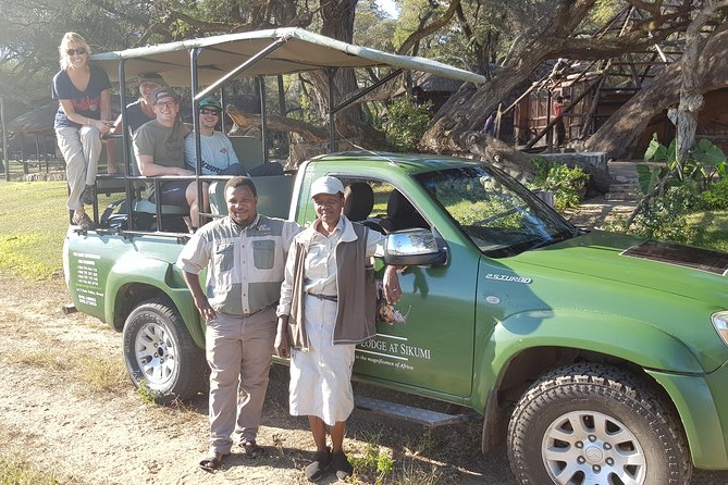 From Victoria Falls: Hwange National Park Day Safari photo 2