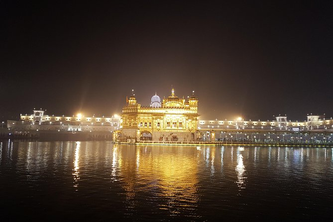 4 Nights 5 Days Amritsar tour with Heritage walk and Village visit