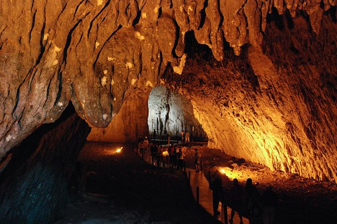 Beautiful Bijambare Cave Tour