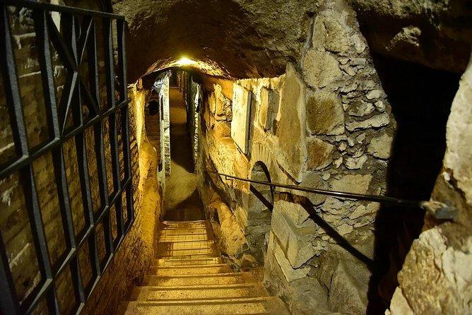 Catacomben van San Sebastian