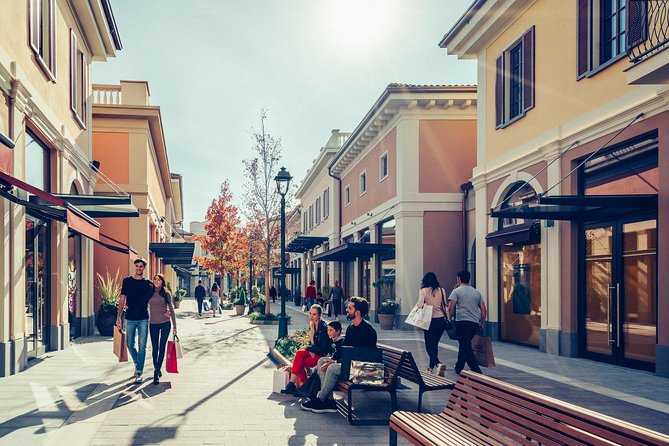 Franciacorta Outlet Village Shopping Day Trip from Bergamo