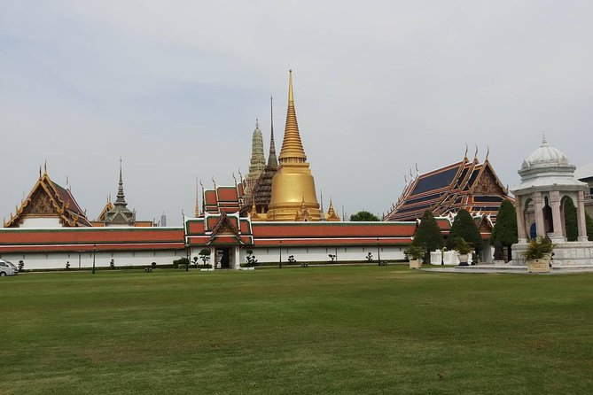 Royal Grand palace and famous temples