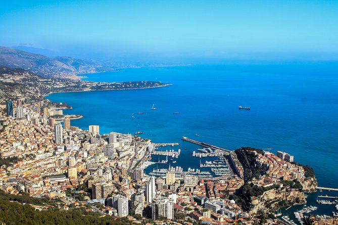Day in Monaco, Eze & Turbie Private Full-Day Tour