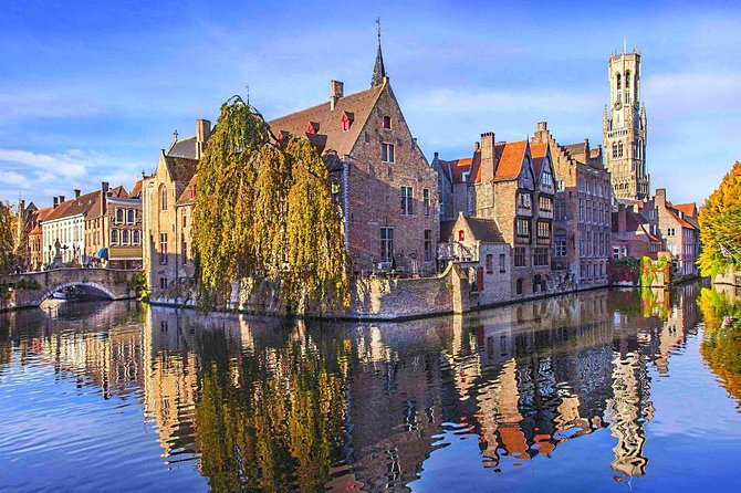 History, Magic and Chocolate tour of Bruges photo 3