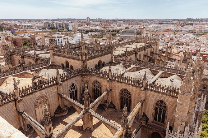 Monuments of Seville Private Tour: Alcazar & Cathedral Skip the Line photo 7