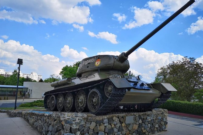 Private two days tour to Transnistria and the Republic of Moldova from Iasi