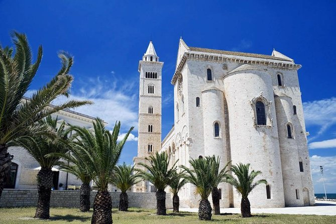Trani, the pearl of the Adriatic Sea