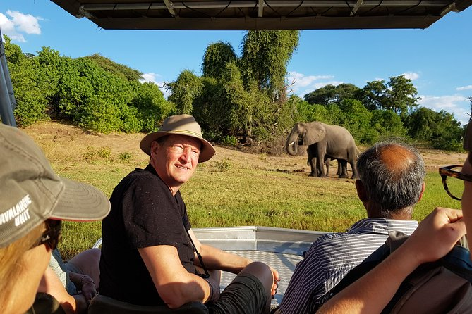 Chobe National Park Day & Overnight Game Safari