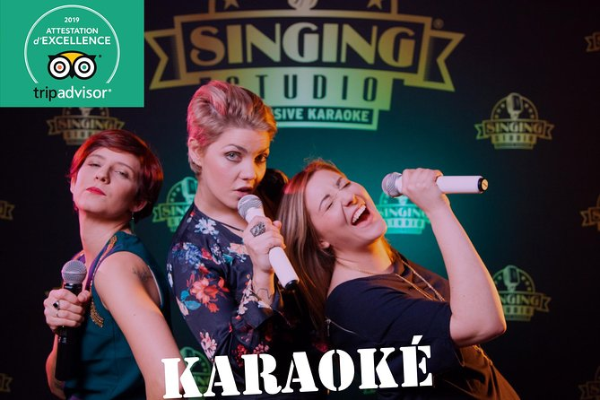 Karaoke Boxes