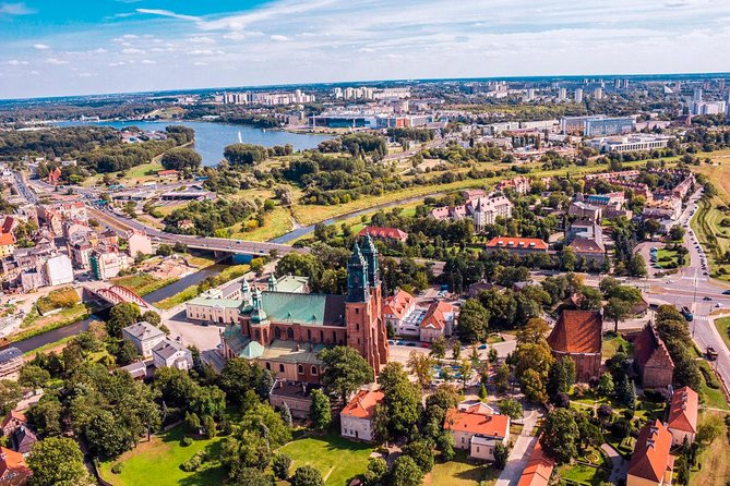 Private walking city tour in Poznan