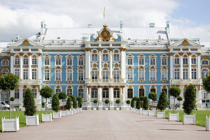 1 Day Petersburg Tour: CITY+ PETERHOF PARKS +CATHERINE PALACE (AMBER ROOM)