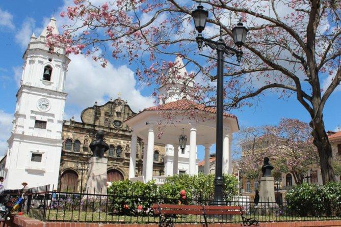 Beautiful Panama World Heritage City Tour