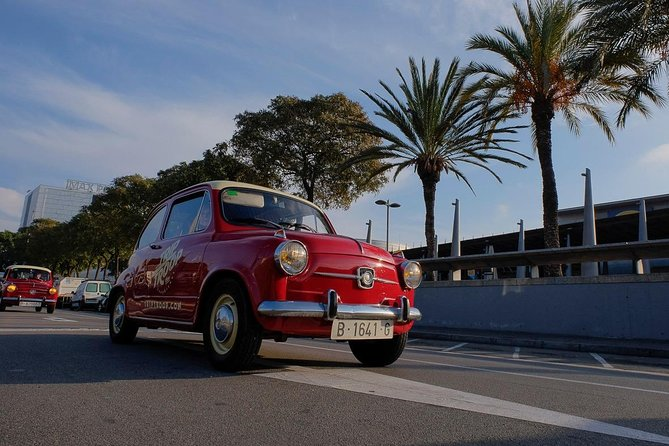 Adventure In Seat 600 By Barcelona
