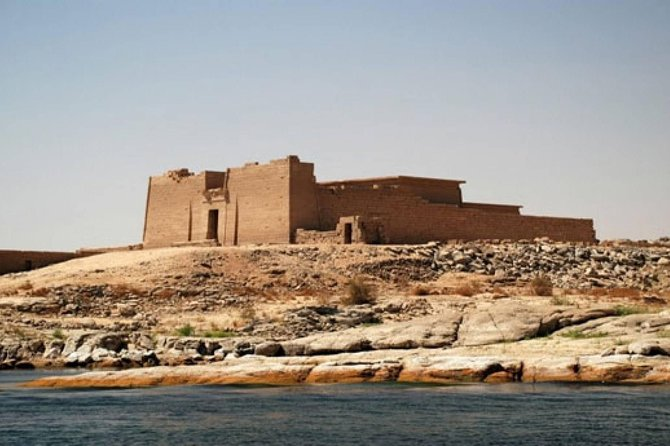 Private day tour to Kalabsha temple and Nubian Museum from Aswan