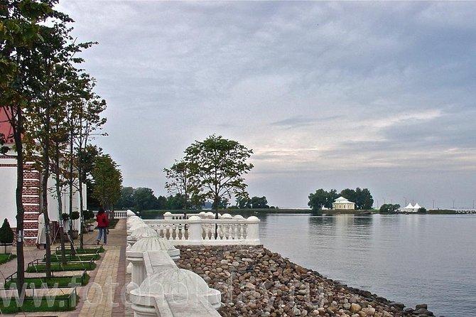 SUMMER RESIDENCES Shore Tour: Peterhof gardens & Catherine palace (Amber room)