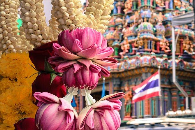 Silom to Historic Bangrak Culture & Food Walk