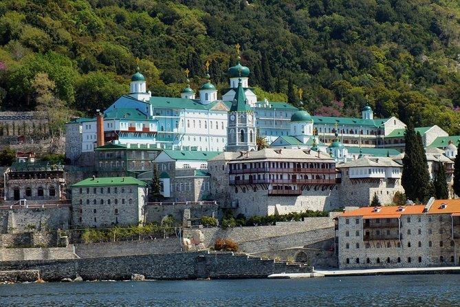 Mount Athos Monasteries 3 Days Single Room Luxury Tour