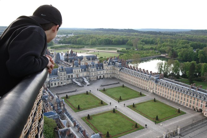 Fontainebleau Forest Half Day Hot-Air Balloon Ride with Chateau de Fontainebleau