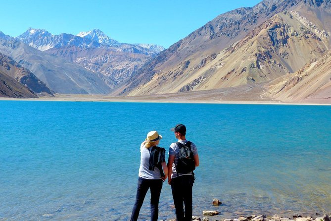 Andes Day Lagoon in Cajón del Maipo & Embalse el Yeso Private Tour