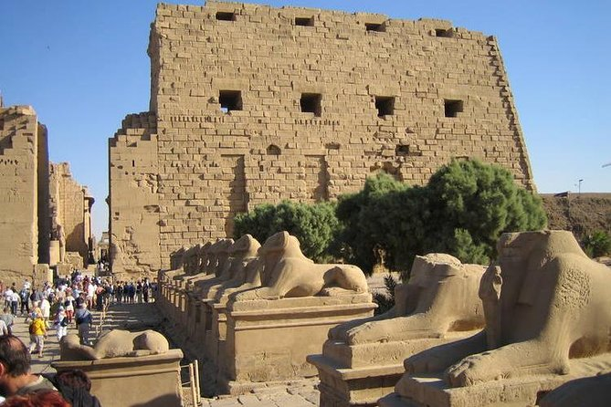 """Luxor Full Day Tour """"Valley of the Queens"""" from Hurghada"""