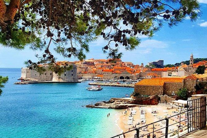 Dubrovnik walking history tour