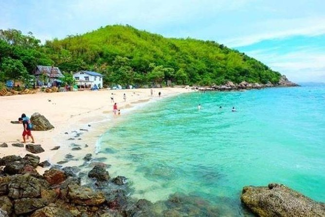 PATTAYA: Join Tour CORAL ISLAND PATTAYA with Thai-Seafood Lunch