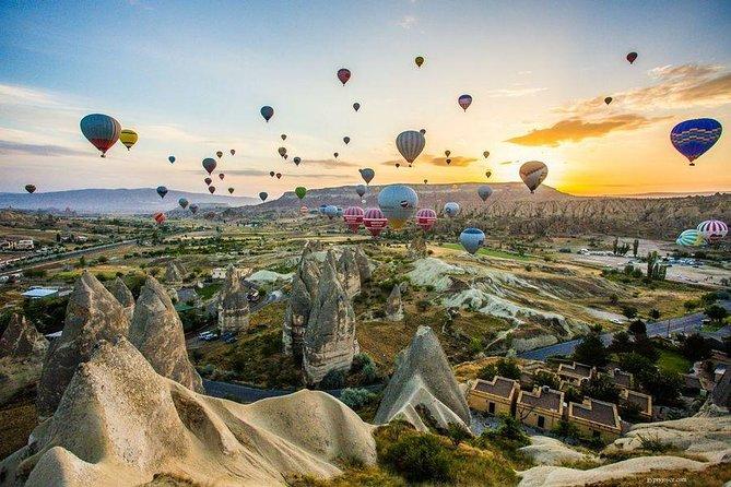 4 Days Istanbul Cappadocia By Plane - YK168