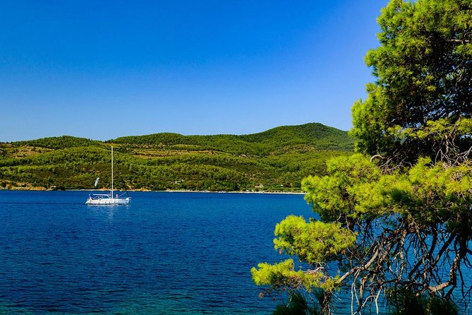 Private Day Sailing Cruise from Paliouri - Halkidiki to Sithonia