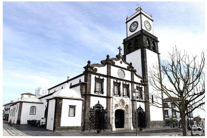City tour – Sacred Spaces in Ponta Delgada(Half day)