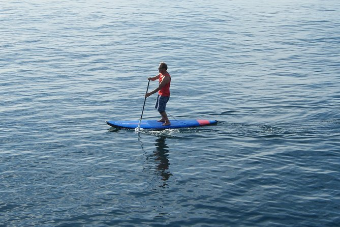 Private Stand-Up-Paddle lesson for two on Matosinhos Beach