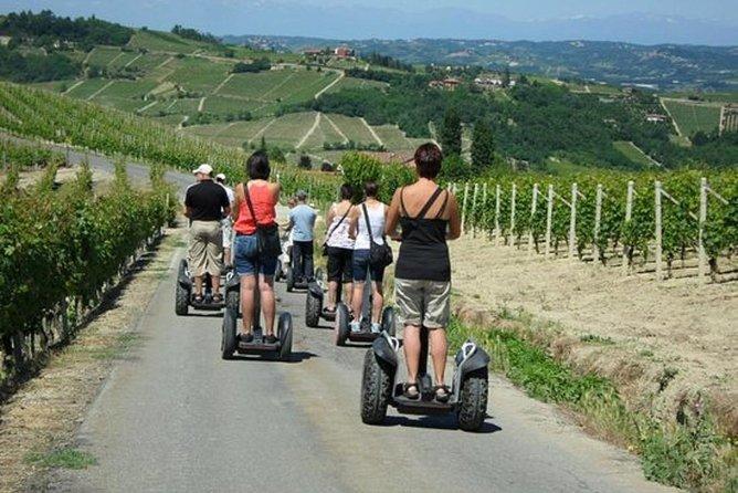 Albahills Segway Tour & Wine Tasting