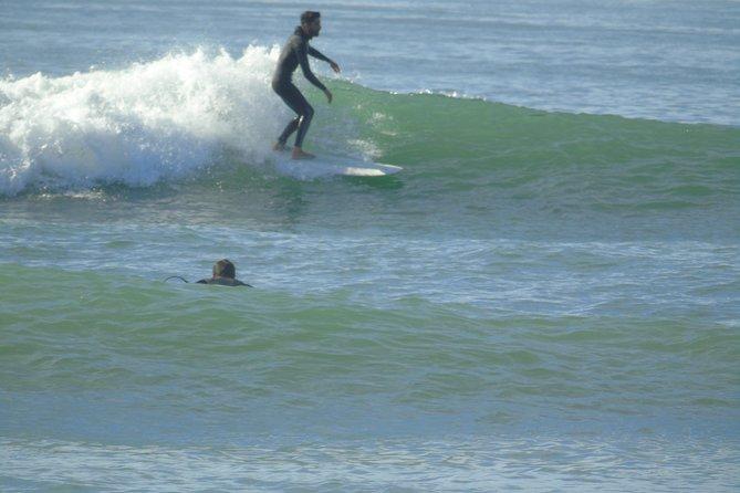 Private Surf Lesson in Matosinhos Beach