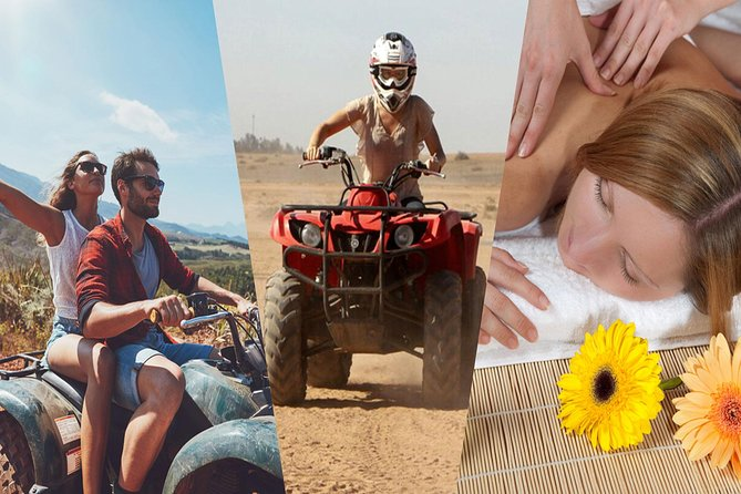 Half Day Quad Biking Trip With Hammam & Massage photo 6