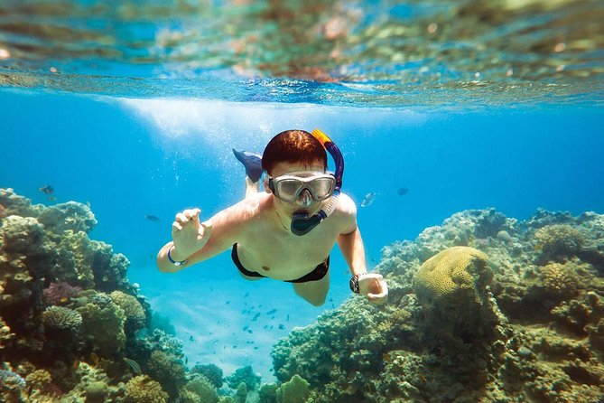 Pattaya: Join Tour Coral Island-Snorkeling (E) by Speed Boat with Lunch