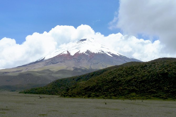 Quito to Cotopaxi in Transfer in Fantasy Bus photo 1