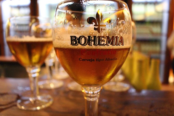 Petropolis Bohemia: Historic tour and visit to the Bohemian Brewery