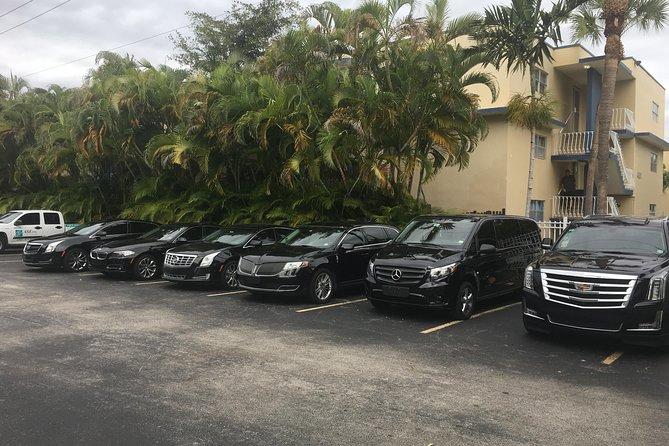 Port Everglades Transfer ( Round Trip - Private )