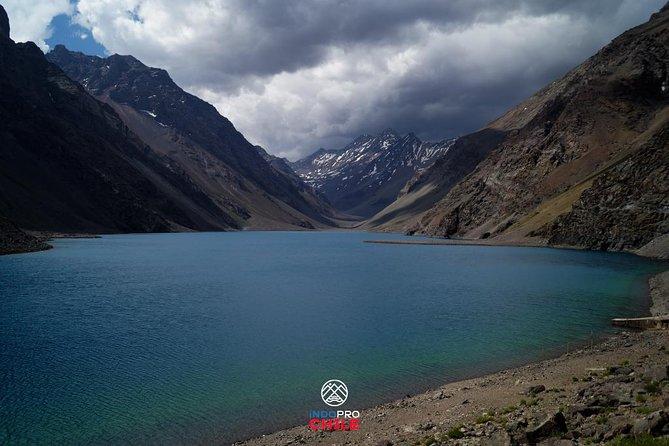 Viña In Situ e Laguna del Inca em Portillo (grupos pequenos de até 7 turistas)