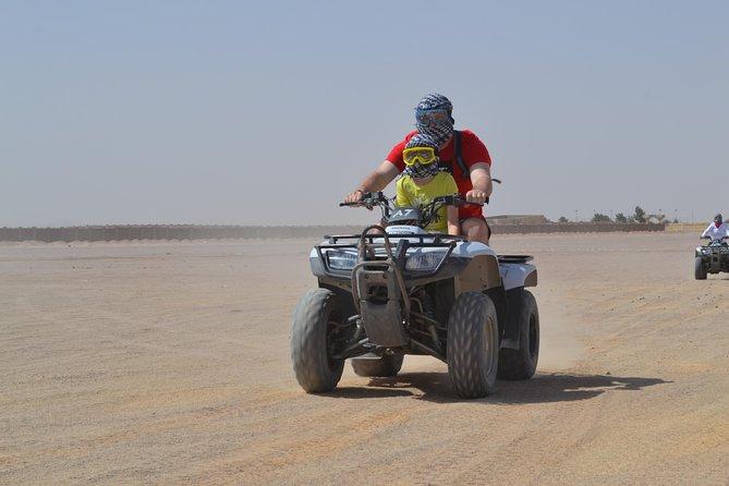 Super Safari Quad & Jeep and Camel Ride - Hurghada