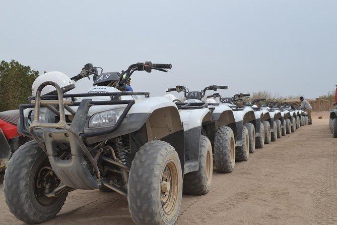 Go Mega Safari with Quad - Hurghada