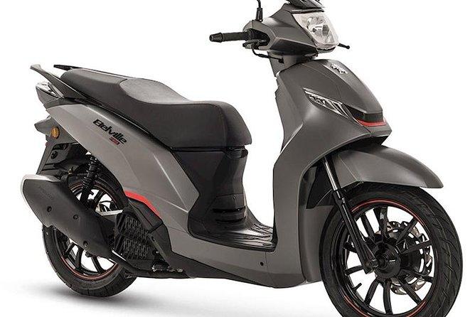 Rent a Scooter in Saranda